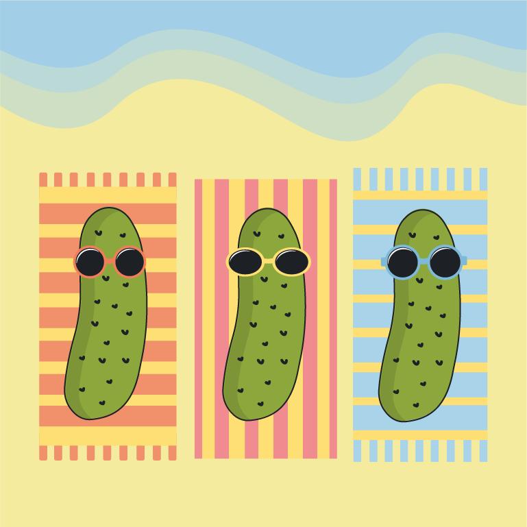 Summer pickling – E-book about fermentation